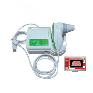 Neue technologie 3 in 1 maschine haut/iris/haar scanner analyzer gerät