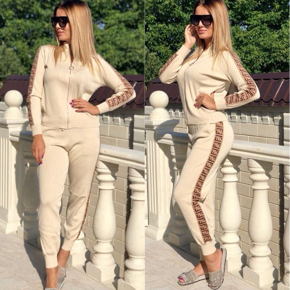 2020 Hot Sale Custom Super Quality Fashion Women Tracksuit Joggers for Women Sportswear Fitted Women