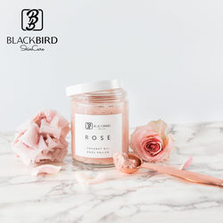 Wholesale Private Label Natural Coconut Oil Rose Body Scrub