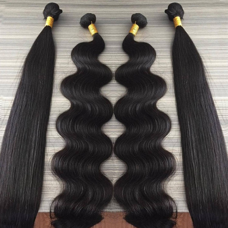 Free Sample Wholesale Vendors Human Hair Weave Bundles With Lace Frontals Closure Raw Mink Brazilian Cuticle Aligned Hair Bundle