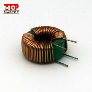 Mini 200uh common toroidal ferrite beads choke inductor coil shenzhen