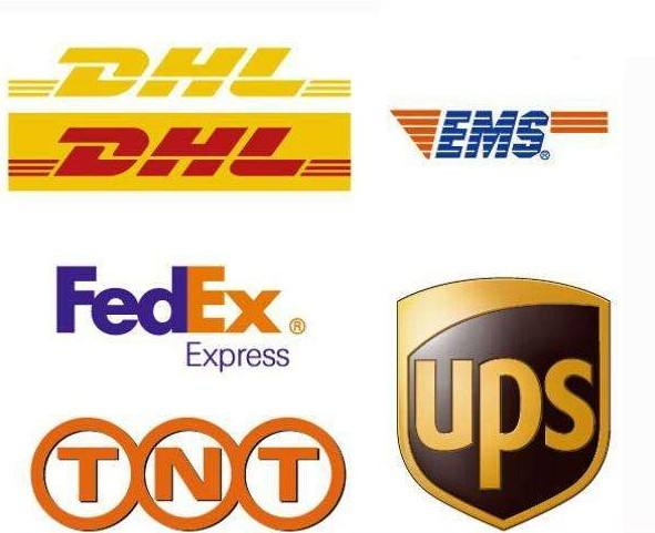Security professional freight company provides international dhl fedex ups door to door service from China to South Africa