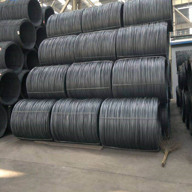 Cold Heading Steel 10B21 high speed wire rod