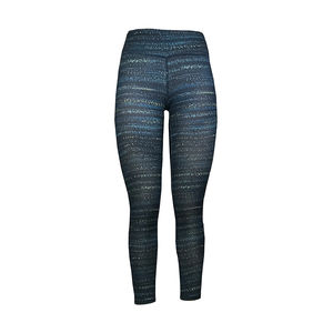 High Waist Compression Pants Women Stretchable Custom Printed Sportswear Leggings Yoga Pants