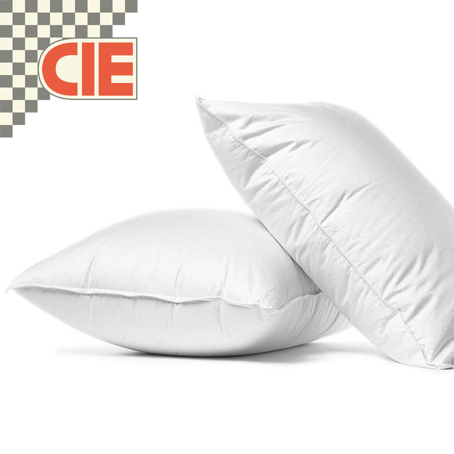 Pillow Hotel Home Bed Customized Polyester Hollow Siliconized Conjugated Microfibre Pillows