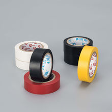 Manufacturer Vinyl Electric Insulation Adhesive Roll Pvc Electrical Tape
