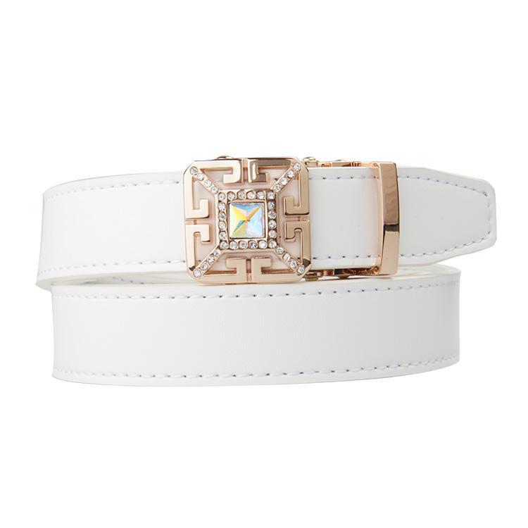 Hotsale جديد تصميم سيدة اللباس حزام من الجلد مخصص حجم الخصر أحزمة النساء حقيقية حزام من الجلد s