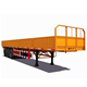 2020 new type 3 axles cargo truck trailer side wall semi trailer side panel cargo trailer