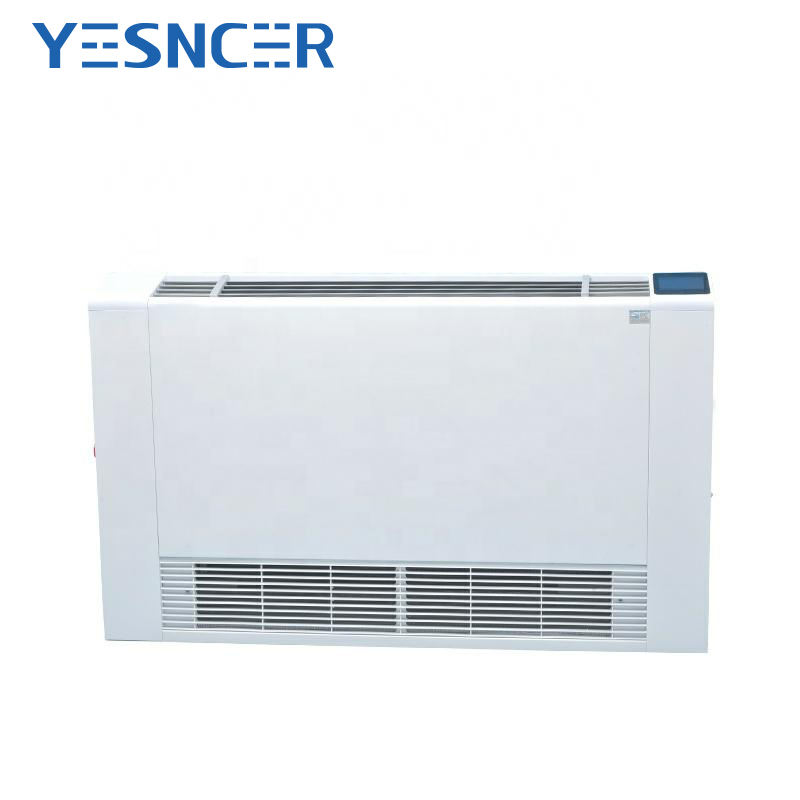 High quality floor standing water air conditioner wall mounted ultra-thin fan coil unit