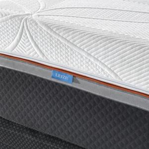 Sleepwell Ortopedico Roll Up Hybrid Primavera King Size Gel Fresco Schiuma di Lattice Materasso