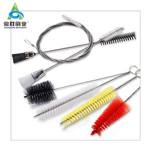 Customized Flexible Trumpet Cleaning Brush Trumpet Mouthpiece Brush Saxophone Brush