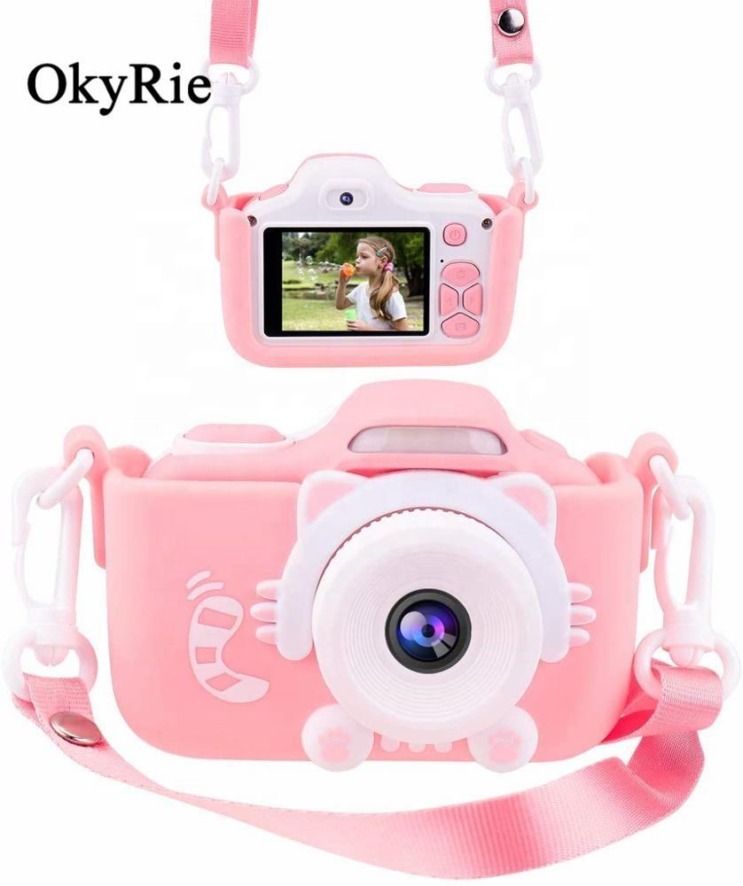 OkyRie Bulk Best Quality Child Action Camera X5 Security 1080p HD Digital Camera For Girl Boys
