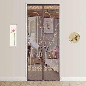 Summer Anti-mosquito door curtain door curtain door air curtain Magnetic screen magnetic window screen