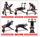 Adjustable Bench Body Multi-Purpose Adjustable Utility Bench For Full Body Workout