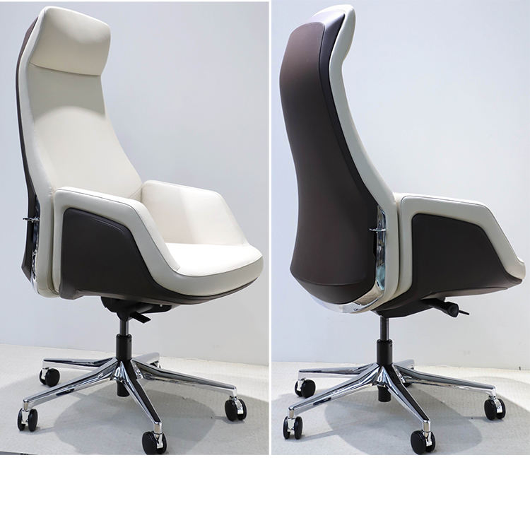 Genuine Leather Office chair boss CEO leather ergonomic leather office chairs GW1803A GailyWork brand