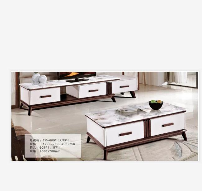 <span class=keywords><strong>Casa</strong></span> de madera de diseño de soporte de TV gabinete mesa de café muebles modernos muebles nórdicos