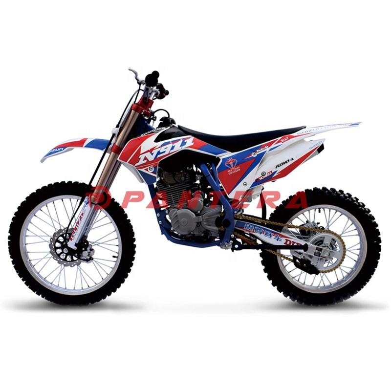 2019 Motocross New Cheap 4-Stroke 200cc 250cc Dirt Bike