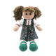 Baby Doll Small Baby Dolls Custom Made Small Soft Little Girl Baby Toys Rag Doll