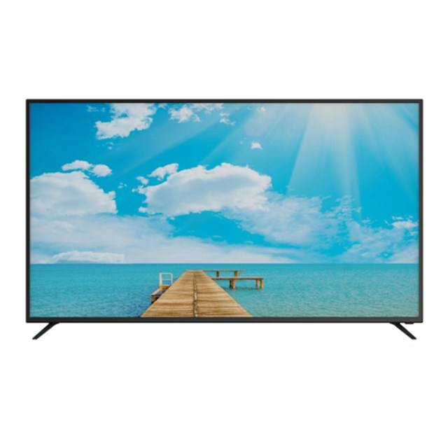 Tv smart uhd/4k de 65 polegadas, led tv para painel samsung