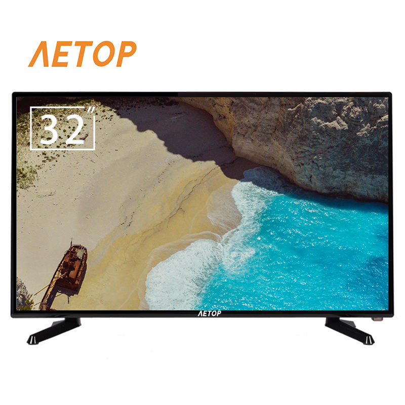 Free shipping by sea-5pcs/lot Flat screen Android 8.0 4GB Televisor Smart led 32 inch tv