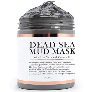 Hot Sale Natural Msds Dead Sea Mud Mask Jordan Massal