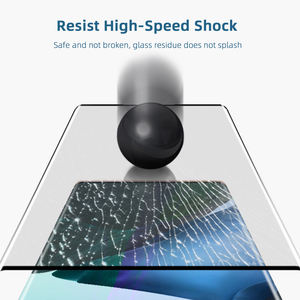 screen guard For Samsung S20 mobile nano 9h pet antishock screen protector roll smooth film semi full HD