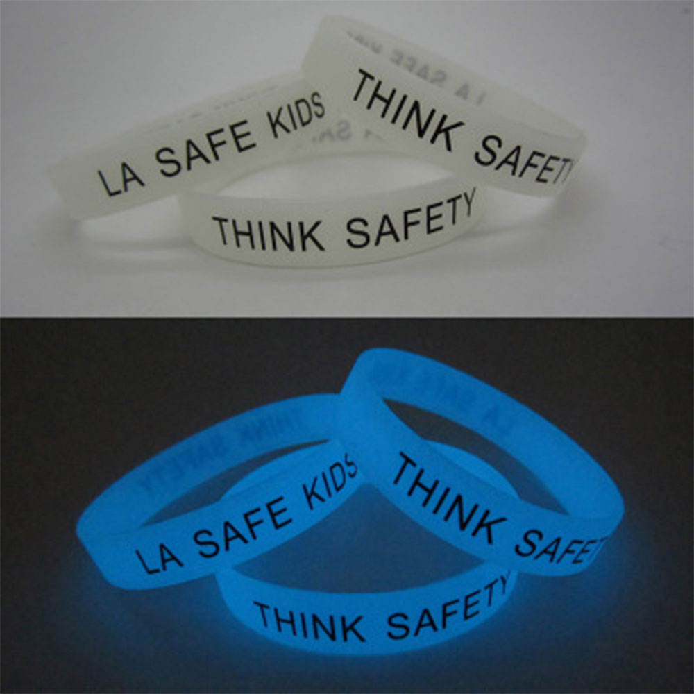 New Hot Selling Personalized And Durable Silicone Bracelet Wristband