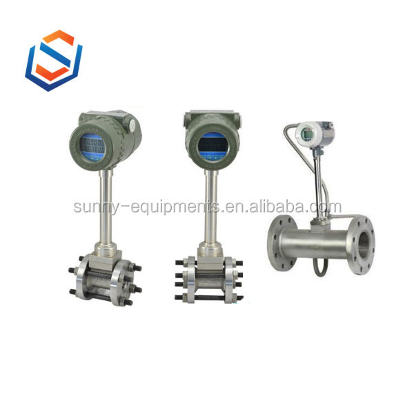 China Smart Digital vortex-shedding flowmeter votex flow meter factory