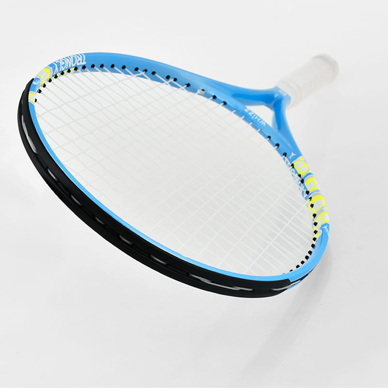 Custom lovely 19 inch toddler tennis rackets for 3-6 years old kids