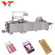 CE Approved Automatic Blister Paper Heat Sealing Machine