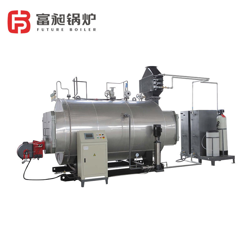 Industrial Gas fired Steam Boiler Price