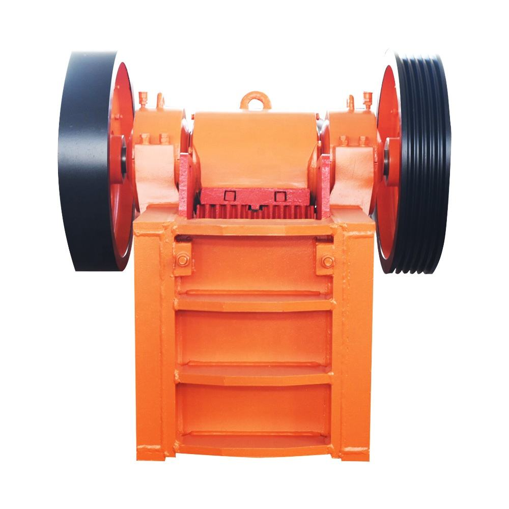 construction crushing machinery concrete copper ore crushing jaw crusher