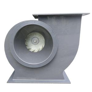 Industrial Ventilation Device PP Exhaust Blower