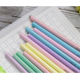 FEIYAN promotional wood wooden pencil with topper multi colored pencils