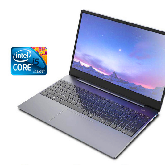 Pabrik OEM Dropshipping Laptop Intel Core I5 Intel Iris Graphics 6100 Laptop Netbook