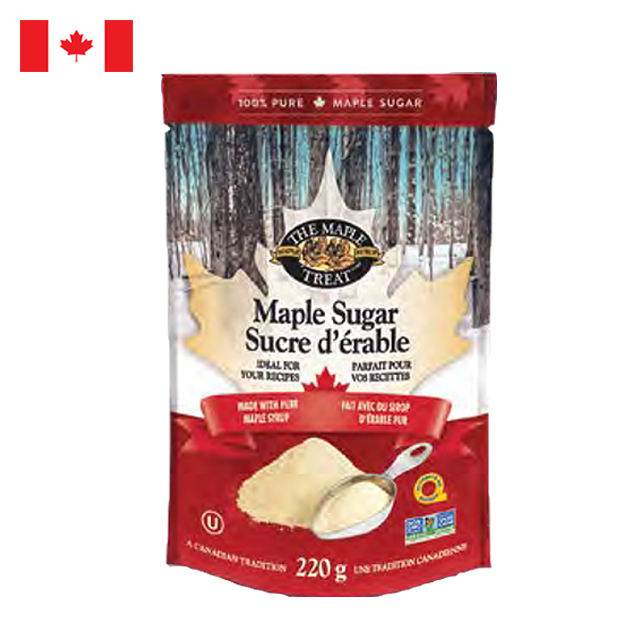 100% Natural Premium Maple Sugar