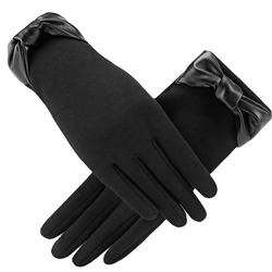 2020 Hot sale winter fashion women touch screen warm gloves