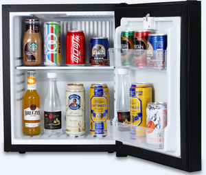 Cost-effective hotel professional mini bar refrigerator with lock and key