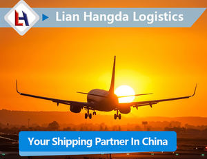 dhl express ems delivery amazon fba logistics cargo shipping forwarder agent from china to usa by air