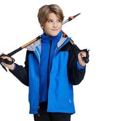 2020 Kid Men Women Detachable Two Piece Sports Jacket For Family Waterproof Windproof Outdoors Sports Ski Wear