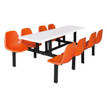 Wholesale Cheap High School Student Dining Hall Table And Chair