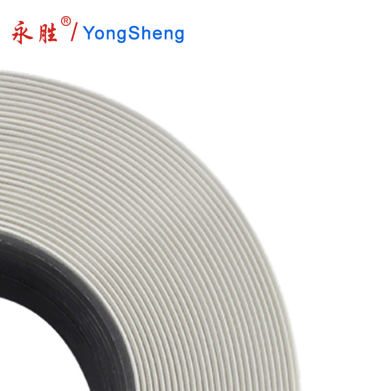 yongsheng ZW Wholesale Hot 12mm white polypropylene plastic roll Binding belt packing box pp strapping band