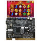 China Manufacture High Profit Dual Screen Dancing Drums Casino Slot Game Board