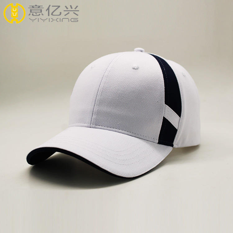 Factory custom fashion hat embroidery logo mens sports baseball caps