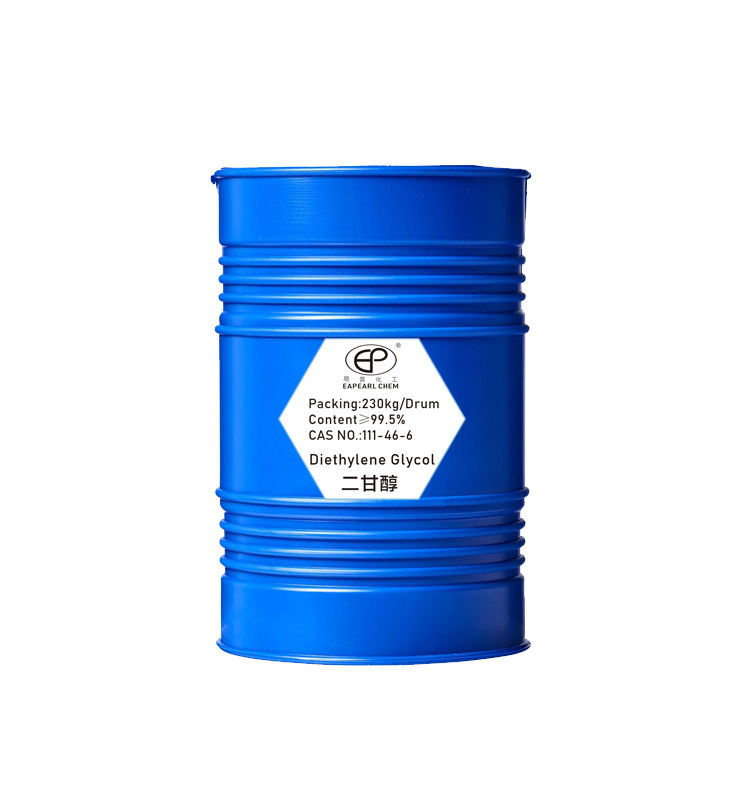 High quality CAS 111-46-6 Diethylene Glycol DEG with reasonable price and fast delivery