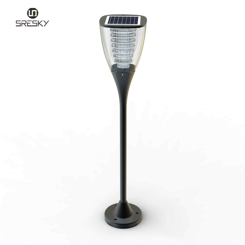 Goedkope Zonne-energie Tuin Gazon Lamp Lamp Led Lamp Supply