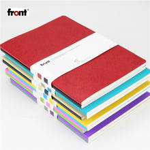 FRONT wholesale school supplies diary notebook  a5 leather planner journal lined school notebook