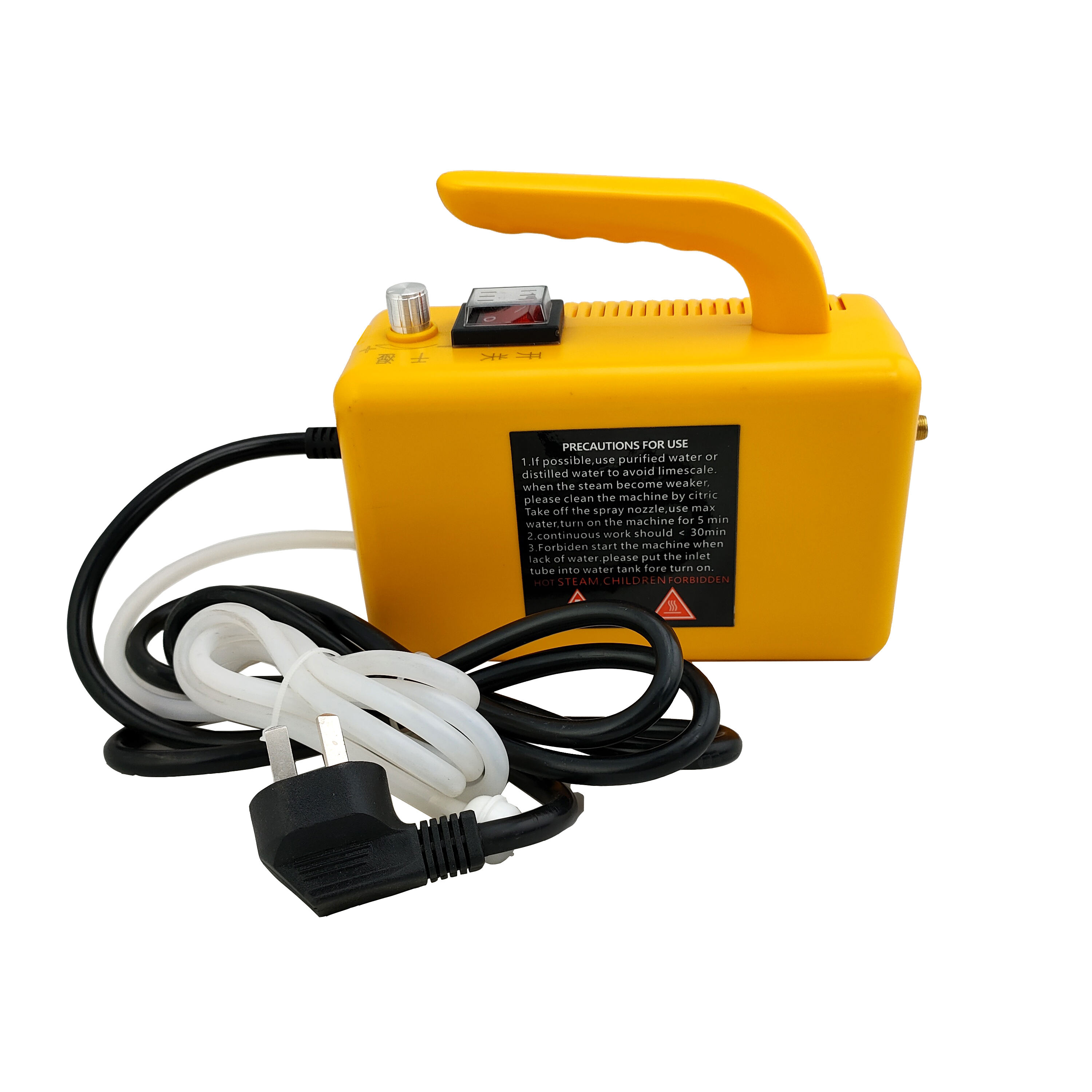 latest 2600W 220V vacuum cleaner high pressure cleaner steam cleaning equipment