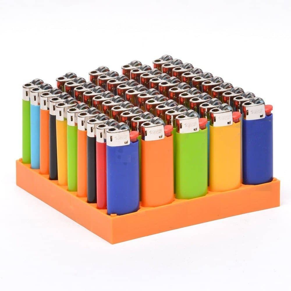 Bic-lighters Maxi J26 & bic-lighter Mini J25 disposable LIGHTER case