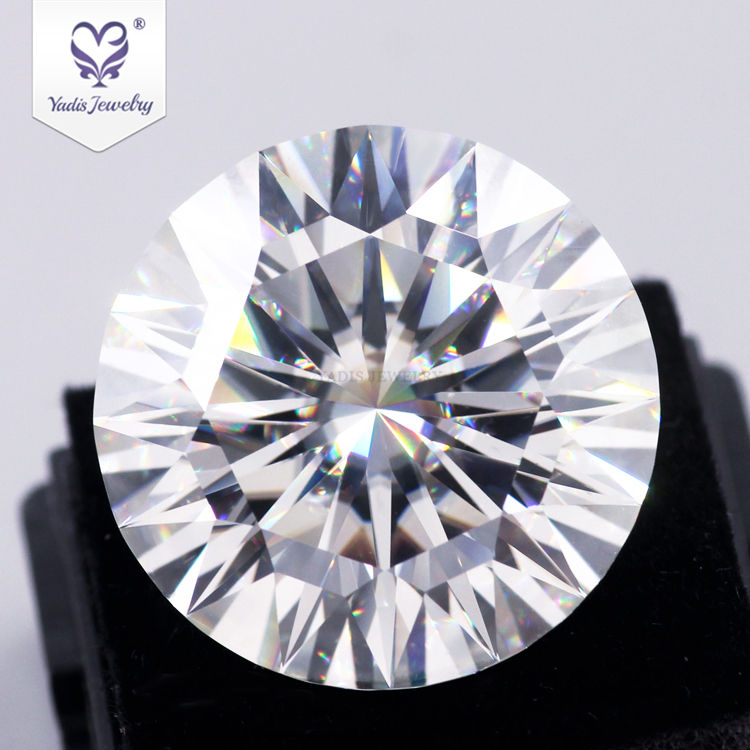 Yadis Top Quality <span class=keywords><strong>diamante</strong></span> moissanite <span class=keywords><strong>16</strong></span> heart & seta cut incolor 32carat moissanite branco preço do <span class=keywords><strong>diamante</strong></span> para jóias Moissanites